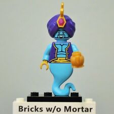 New Genuine LEGO Genie Minifig with Lamp Series 6 8827