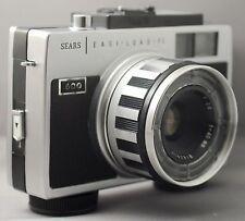 SEARS 600 EASI LOAD FC 126 Film Camera 40mm F2.8 RIKENON Lens JAPAN Very Clean