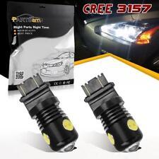 Pack2 3157 Backup Light Reverse Bulbs High Power Vehicle White Led 3357 3156