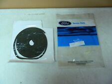 New OEM 1989-1994 Ford Probe Escort Weather Stripping Strip Foam Tape Window