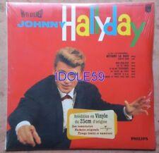 Disques vinyles Johnny Hallyday 25 cm