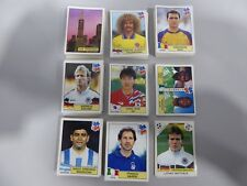 Panini USA 94 - 10 Sticker aussuchen - WM 1994 - deutsche Version
