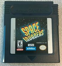 [Game Boy Color] Space Invaders (CART + MANUAL) - *USED*