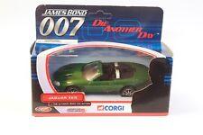 Corgi TY07601 James Bond Jaguar XKR boxed car Die Another Day 007 1/36 Scale