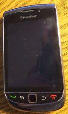 BlackBerry Torch 9800 4GB Black (AT&T ATT) Smartphone Fast Ship Good Used