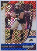 43/99 2020 Prizm Draft Picks Football Steven Montez Rookie Card Red White Blue