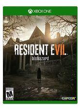 Resident Evil 7 Biohazard  Xbox One NEW!
