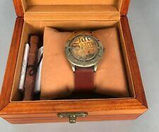 Jack Sparrow Watch - Pirates of Caribbean Chest LE 362/500 COA Disney NIB