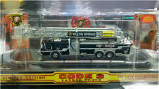 CODE3 1:64 WILLOW SPRINGS FIRE TRUCK DIE CAST MODEL RARE