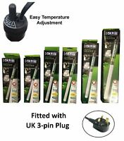 Aquarium Fish Tank Heater Submersible Tropical Shockproof  by HIDOM