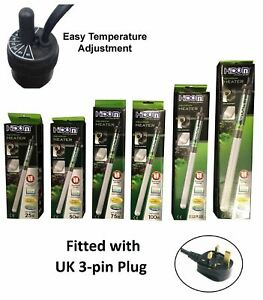 Tropical Fish Tank Heater For Sale Ebay