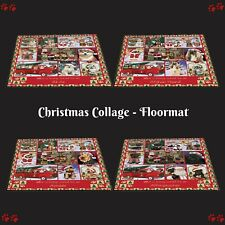 Love is Being Owned Christmas Floormat, Dogs, Cats, Pet doormat Home Decor Gift