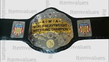 AWA World Heavyweight Wrestling Champion Belt Adult size