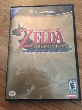 Legend of Zelda: The Wind Waker Nintendo GameCube RS Game Works Cib NG6