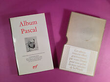 PASCAL - Album de la Pléiade 1978 - Très bon état
