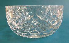 Bowl Royal Doulton Crystal & Cut Glass