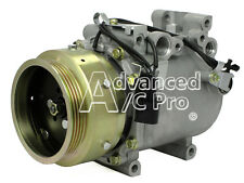 AC A/C Compressor Fits: 1997 1998 1999 Mitsubishi Eclipse L4 2.0L Turbocharged