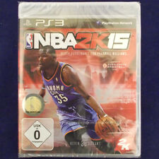 Ps3-playstation ► NBA 2k15 | basket ◄ NEUF & OVP | dt. version
