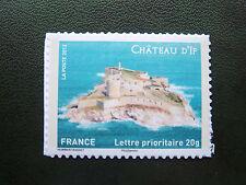 timbres autocollants 2012 / Château d'If autoadhésif n° 722a