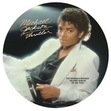 New! Michael Jackson - Thriller - Picture Disc Vinyl LP