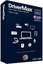 DriverMax 9 Pro 2018 - 1 PC - 1 Jahr - Treiber einfach aktualisieren