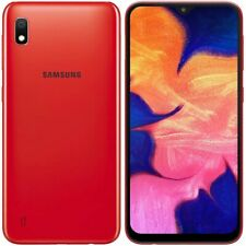 Samsung Galaxy A10 (A105) Red 32GB LTE/4G Android Smartphone Handy Octa-Core