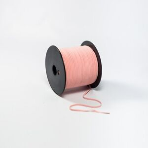 3mm Pink Faux Suede Thonging/ Cord/ String/ Tassels - Clothing Decorations Craft