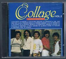 COLLAGE RACCOLTA DI SUCCESSI  VOL. 2 CD F.C. NO BARCODE SIGILLATO!!!