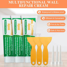 More details for 3x wall mending agent safemend wall mending agent with scraper wall filler