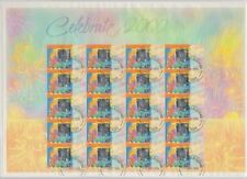 No Gum Topical Postal Stamps