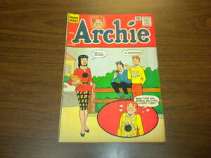 ARCHIE #145 ARCHIE COMICS 1964 Betty and Veronica - Jughead