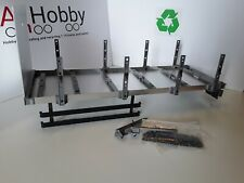1/14 Tamiya compatible Hercules Modified Flatbed Trailer Deck Frame Bundle