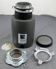 Kenmore #70321 1/2 HP Dark Gray Deluxe Garbage Disposal Stainless Steel Grinders