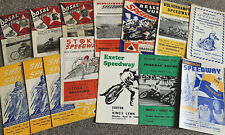 More details for vintage speedway programmes from 1940s
