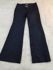 Banana Republic, Classic Wide Leg, Size 8 ACTUAL 32x32