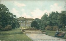 Leeds, Roundhey Park mansion; wrench 11538