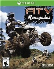ATV Renegades (Microsoft Xbox One, 2017)