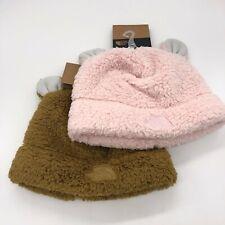 The North Face Unisex Toddler Fleece Teddy Bear Beanie Sz 3T MSRP$26