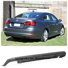 For 11-14 Volkswagen Jetta MK6 GLI STyle Rear Bumper Lower Air Diffuser Spoiler
