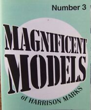 """""""Magnificent Models of Harrison Marks No 3."""" 1950's / 1960's studies."""