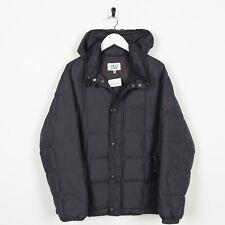 Vintage Kids ARMANI JUNIOR Sleeve Logo Padded Puffer Jacket Coat | 13 Years