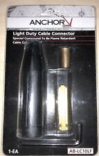 Anchor Brand 100-AB-LC10LF Light Duty Female Welding Cable Quick Connect  4-1