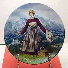 The Sound of Music Collector Plate - 1st- Mib