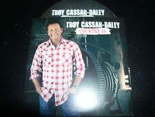 Troy Cassar-Daly Country Is Rare Australian Card Sleeve Promo CD Single