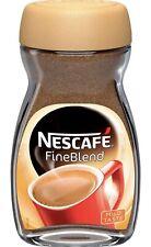 Nescafé Fine Blend Instant Coffee Jar, 100 g Pack of 6