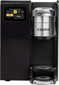 Keurig K3500 Single-Serve Commercial Coffee Brewer Black/Silver
