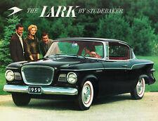 1959 Studebaker Lark Refrigerator / Tool Box Magnet Man Cave