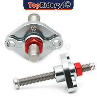 CCT Adjuster Manual Cam Chain Tensioner For Kawasaki KLX 400 03-04 KFX 400 03-up