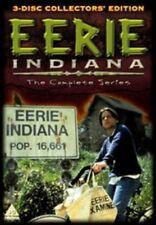 Eerie Indiana The Complete Series DVD Region 2 1991
