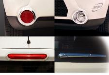 Gen Chrome Exterior Cover Molding Trim Set K515 for Kia Soul 2014 - 2016
